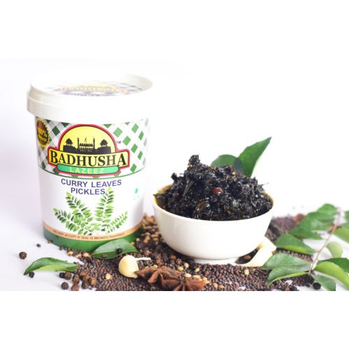 Curry Leaves (Kadi Patta)Pickle 300g