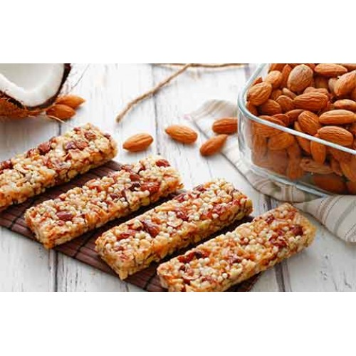 Almond Health Bar (4 Bars)